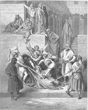 DEATH OF ELEAZAR.Martyrdom of Eleazar the Scribe.