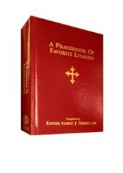 Prayerbook of Favorite Litanies